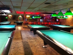 Joe Broadway&#039;s Billiards