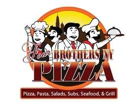 Four Brothers Ny Pizza