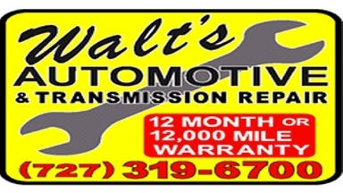 Walt's Automotive and Transmission Repair