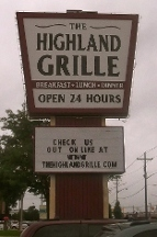 Highland Grille