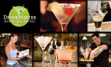 Drinkmaster Bartending School of Boston