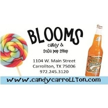 Blooms Candy &amp; Soda Pop Shop