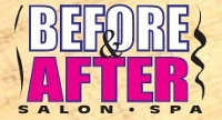 Before & After Hair Salon