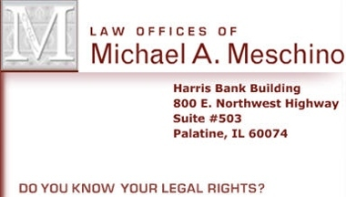 Law Offices of Michael Meschino - Palatine, IL