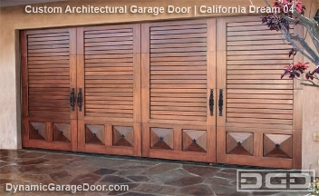 Dynamic Garage Door