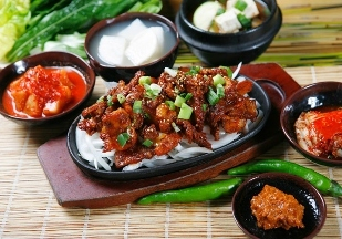 Korean Garden BBQ Restaurant - Hawaiian Gardens, CA