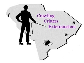 Crawling Critters Exterminators - West Columbia, SC