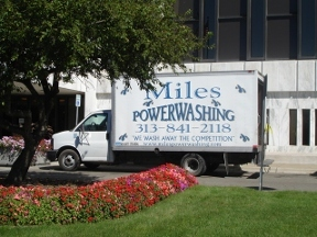 Miles Power Washing