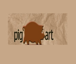Pig Art Graphic Design