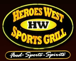 Heroes West Sports Grill - Joliet, IL