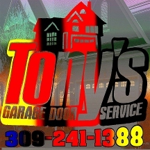 Tony's Garage Door Sales & SVC - Pekin, IL