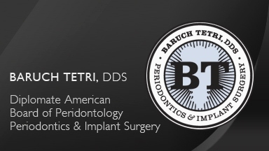 Baruch Tetri, DDS