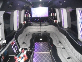A &amp; D limousine