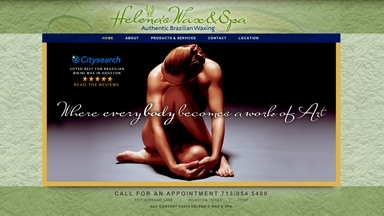 Helena&#039;s Brazilian Wax &amp; Spa