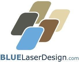 Blue Laser Design