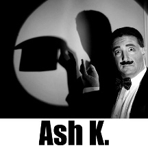 Ash K. The Pretty Good Ash K., Magician