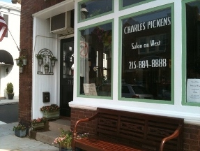 Charles Pickens Salon On West
