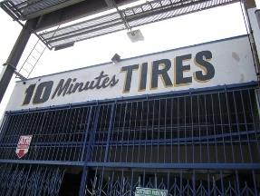 Ten Minute Tire SVC - Los Angeles, CA