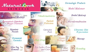 Natural Look Skin Care