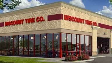 Discount Tire - Greenville, SC