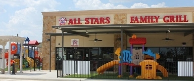 All Stars Family Grill