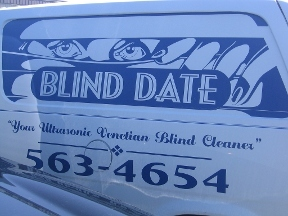 Blind Date Ultrasonics