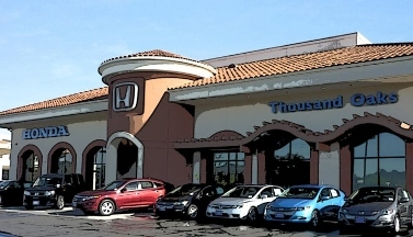 Honda Of Thousand Oaks - Homestead Business Directory