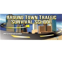 Around Town Traffic Survival