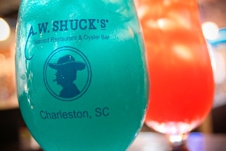 A. W. Shucks Seafood Restaurant - Charleston, SC