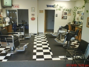 Nate's Barber Shop
