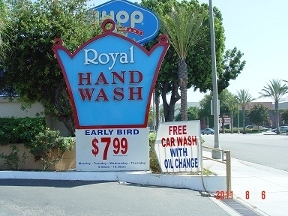 Car Wash Near Pasadena Ca