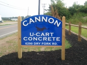 Cannon U Cart Concrete - Cleves, OH