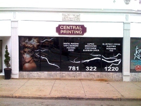 Central Printing & Supply - Malden, MA