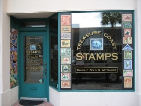 Treasure Coast Stamp