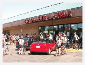 Erik's Bike Shop - Minneapolis, MN