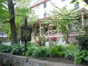 Yellow Springs Inn - Chester Springs, PA