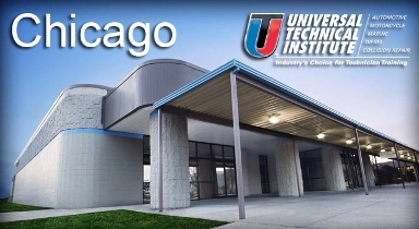 Universal Technical Institute - Glendale Heights, IL