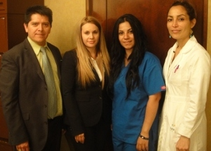 Dr. Walter Perez & Dr. Afsaneh Latifi - Advanced Walk-In Foot Care, PLLC - New York, NY