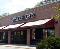 Massage Heights Crossroads Plaza