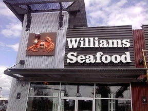 williams seafood market wines closed in spokane wa