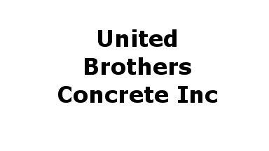United Brothers Concrete INC - Palm Desert, CA