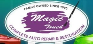 Magic Auto Touch Up INC