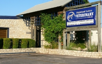 Highland Lakes Veterinary Clnc - Marble Falls, TX
