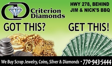 Criterion Diamonds INC