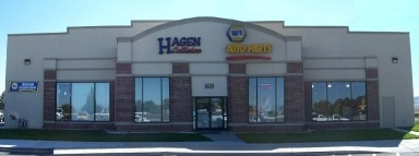 Hagen Collision INC
