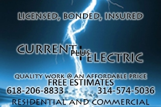 Current Plus Electric, LLC - O Fallon, IL