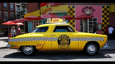 Caliente Cab Mexican Cafe & Tequila Bar - New York, NY