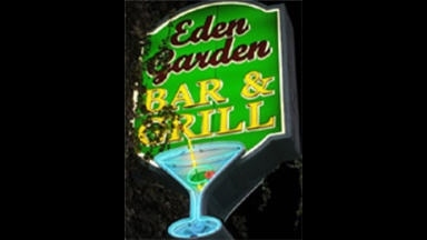 Eden Garden Bar &amp; Grill