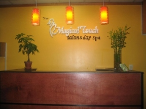 The Magical Touch Salon &amp; Day Spa