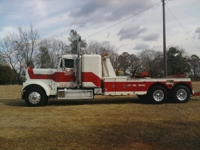Fall Line Towing & Recovery - Sandersville, GA